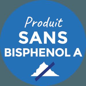 Produit sans bisephanol A - 7 étanche